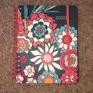 Brand New 2020 Vera Bradley Planner